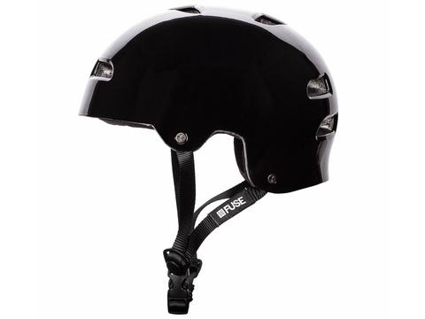 Шлем Fuse Alpha черный