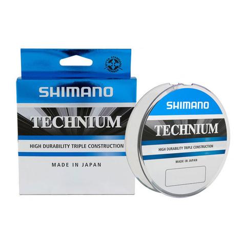 Леска монофильная SHIMANO Technium 200 м (цвет черный)