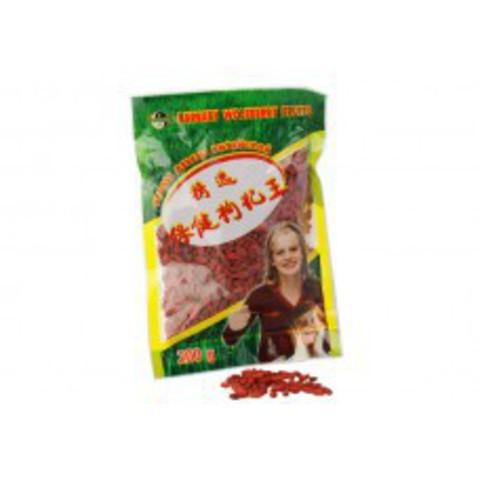 Травяной сбор «Ягоды дерезы», улучшение пищеварения - Ли Вест | Li West