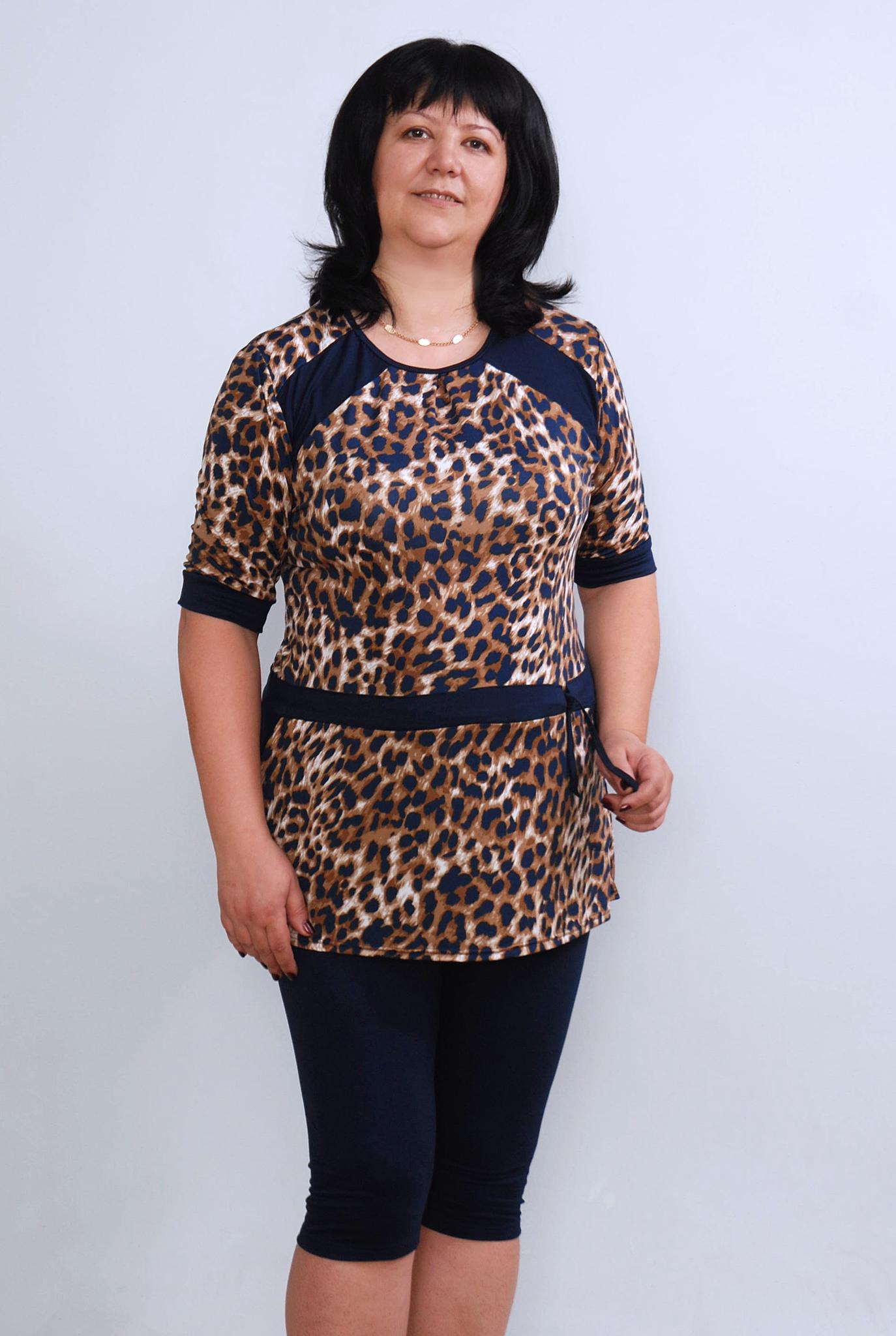 Костюм №22 леопард