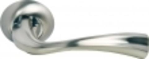 Ручка дверная MH-15 SN/CP