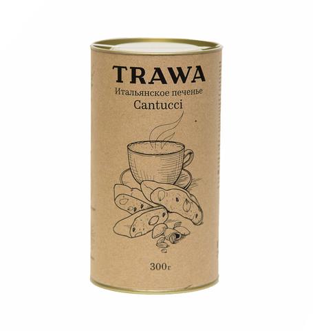 TRAWA, Печенье на меду без глютена и сахара