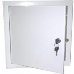 Лючок (дверца) для ГКЛ 200х200мм металл