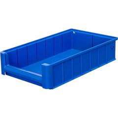 Контейнер полочный SK 4209 сплошной, 400 х 234 х 90 синий