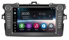 Штатная магнитола FarCar s200 для Toyota Corolla 07-12 на Android (V063)