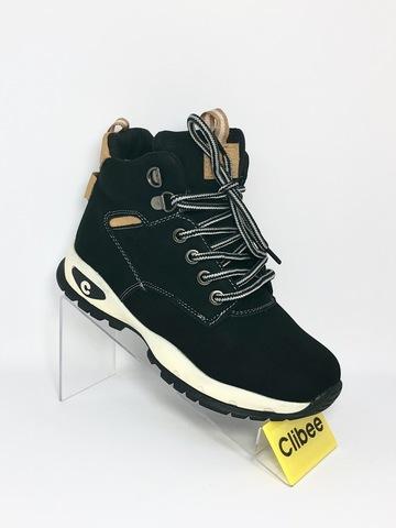 Clibee (зима) H159 Black 32-37