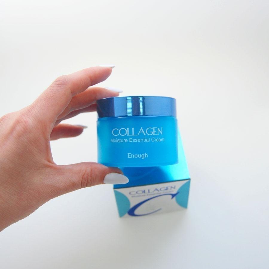 Увлажняющий крем с коллагеном Enough Collagen Moisture Essential Cream купить в Иркутске