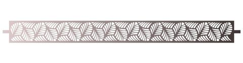 Трафарет для шоколада №2050 - Листья
