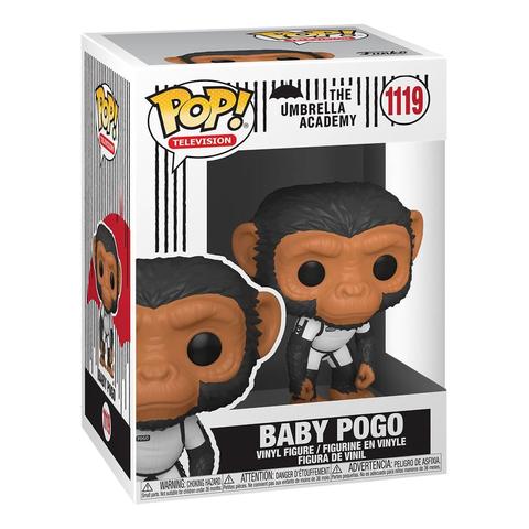 Фигурка Funko POP! TV Umbrella Academy Baby Pogo 55282 (56295)
