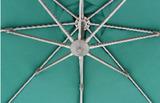 Зонт уличный Garden Way А002-3000 Red