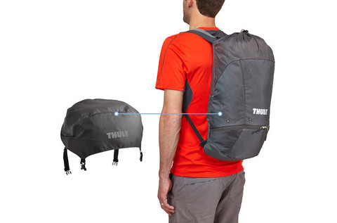 Картинка рюкзак туристический Thule Guidepost 75L Синий - 3