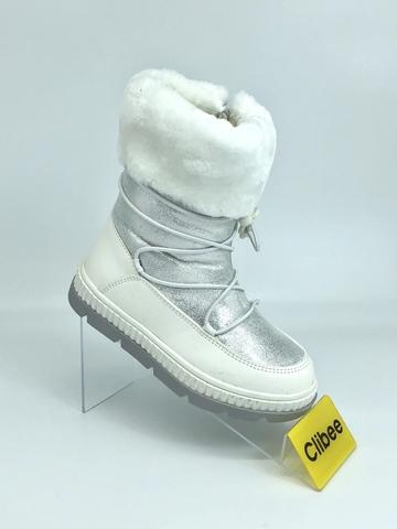 Clibee (зима) A63 White 27-32