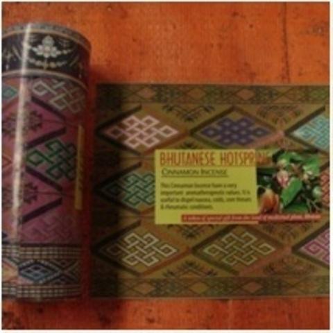 Благовония  Cinnamon Bhutanese Корица