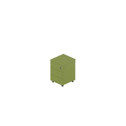 R-31 Тумба мобильная (42,4х45,2х61,5)