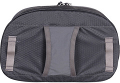 Карман на пояс рюкзака съемный Сплав серый - 2