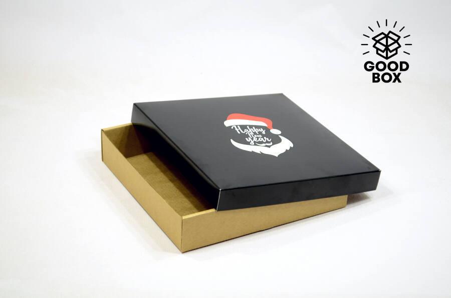 Новогодние коробки оптом и розницу купить в Алматы