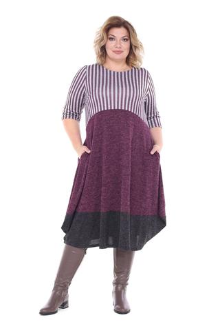 Платье-6814