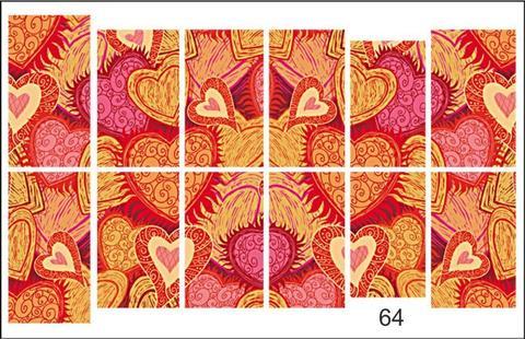 Слайдер наклейки Arti for you №64(2) купить за 80руб