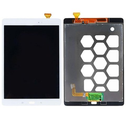 LCD SAMSUNG T550 T555 + Touch White Orig MOQ:5