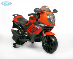 Электромотоцикл  М005АА красный