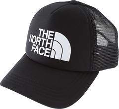 Кепка North Face Tnf Logo Trucker  Black