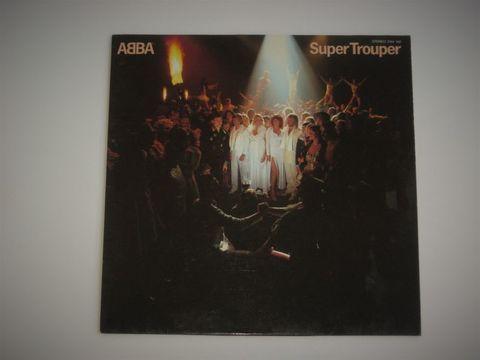 ABBA / Super Trouper (LP)