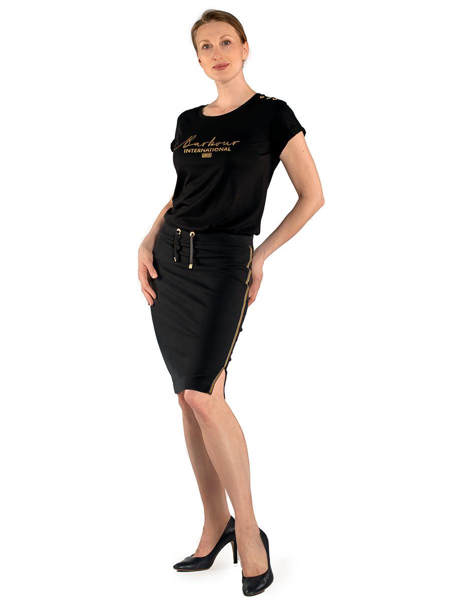 Barbour юбка B.Intl Arena Skirt LSK0045/BK11