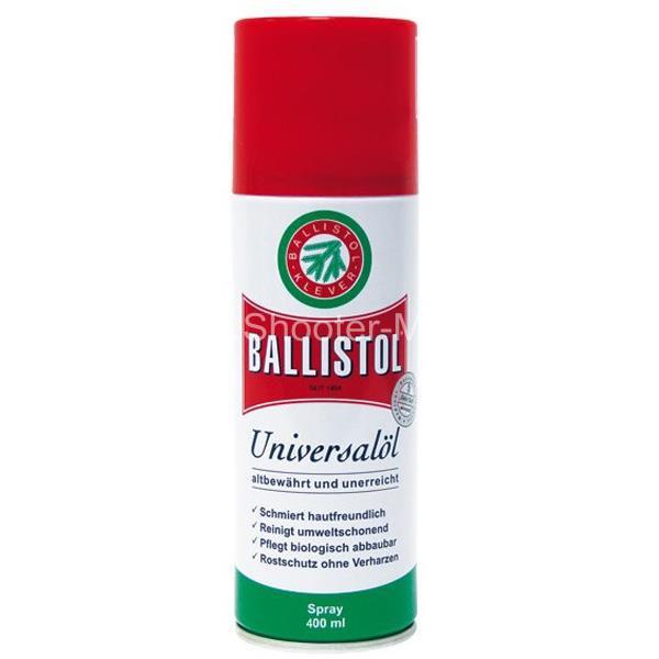 Масло для оружия Ballistol спрей 400 мл