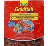 Tetra Goldfish Colour Корм для улучшения цвета золотых рыб (хлопья) 12 г. (766389)