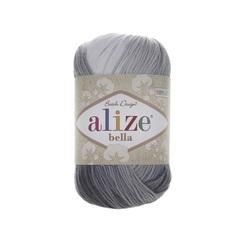 Пряжа Alize Bella Batik цвет 2905