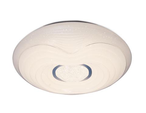 Светильник Потолочный Светодиодный Ambrella FS1234 WH 48W Белый с Пультом