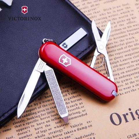 Нож Victorinox Classic красный (0.6223)