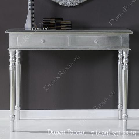 Консоль DUPEN К60 серебро