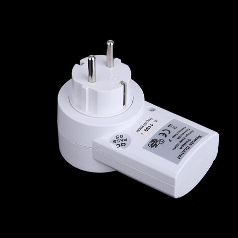 Розетка электрическая с пультом ДУ