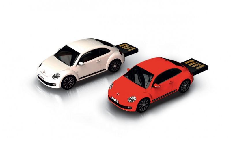 Флешка Volkswagen Beetle