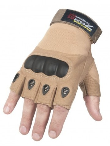 Тактические перчатки беспалые Army Tactical Gloves