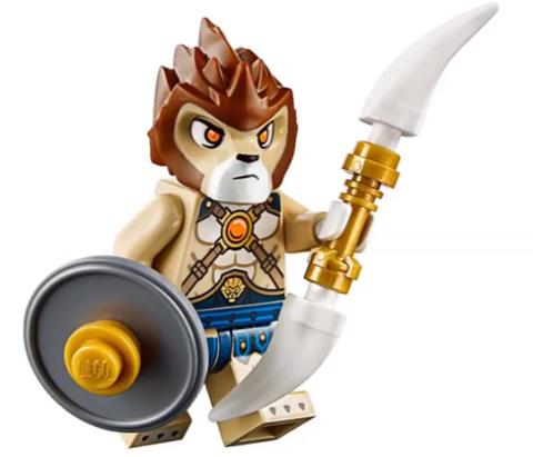 LEGO Chima: Лагерь Клана львов 70229 — Lion Tribe — Лего Чима