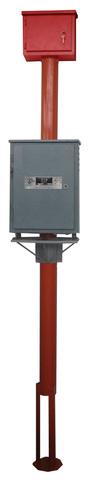 Колонка контрольно-измерительного поста СКИП-102-2,4