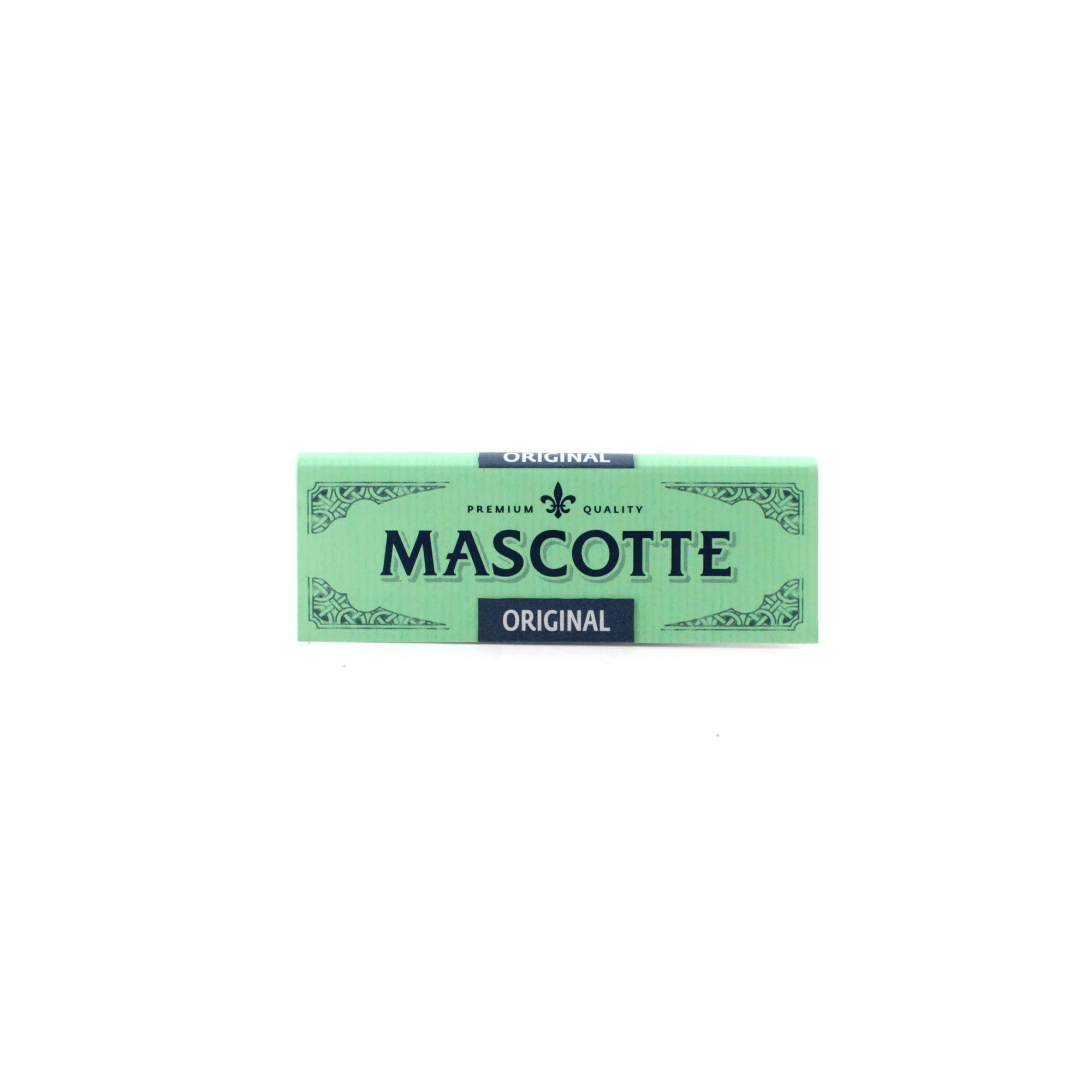 Сигаретная бумага MASCOTTE Original (Gomme) 50 листов