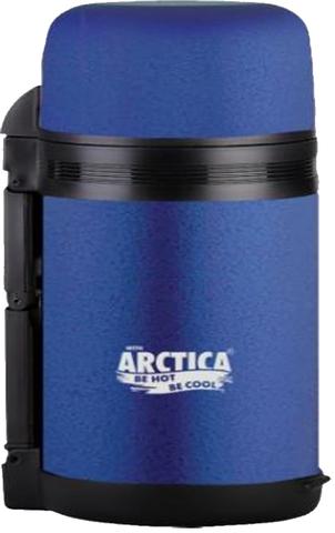 Картинка термос для еды Арктика 203-800 синий - 1