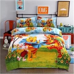 Винни Пух постельное белье детское