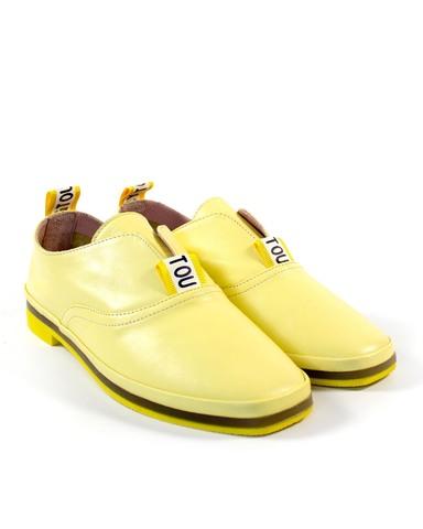 желтые туфли SM
