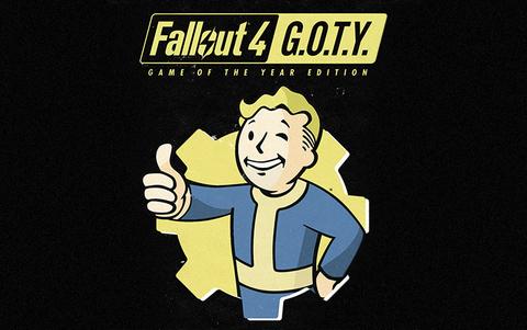 Fallout 4 GOTY (для ПК, цифровой ключ)