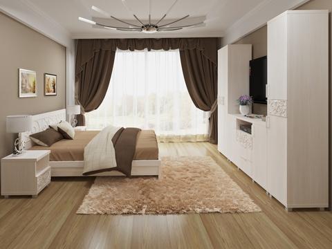 Спальня Ирис-03 дуб бодега