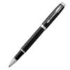 Parker IM Core - Black CT, ручка-роллер, F, BL