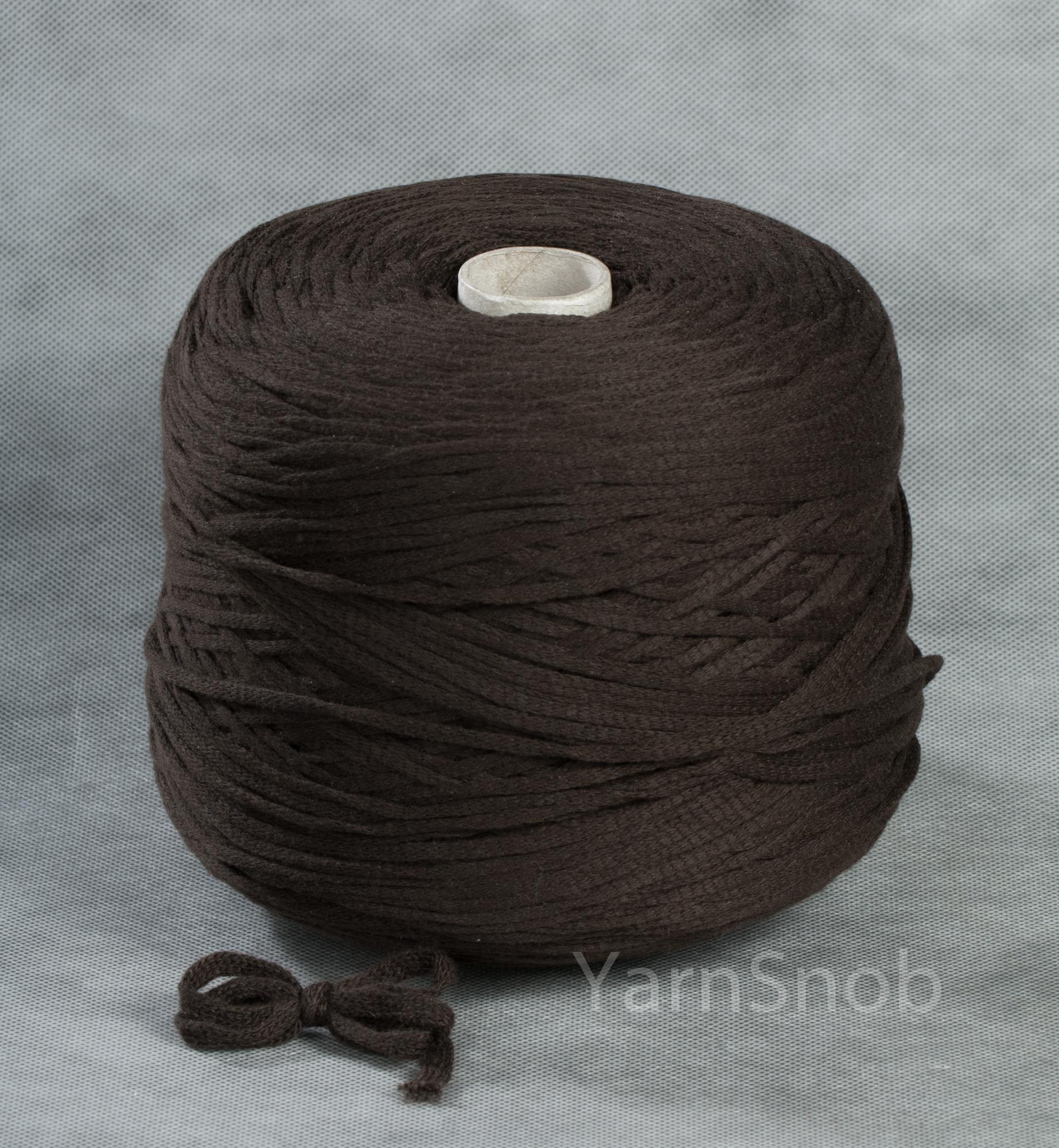 14454-Giada, кашемир-шнурок, шоколад