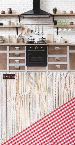 Фотофон Интерьерный кухня 2 № 104