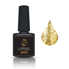 Гель-лак Wish Gold shine