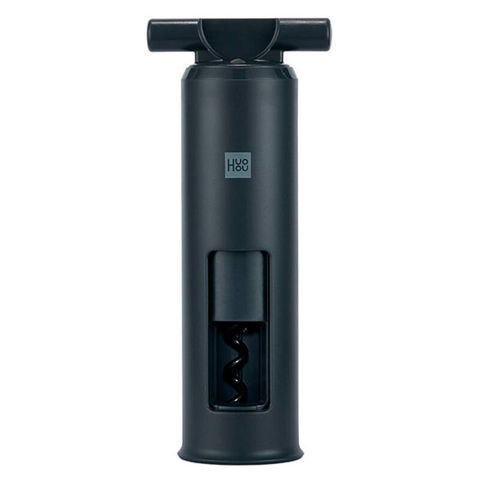 Штопор Xiaomi HuoHou Fire Wine Corkscrew винтовой (HU0091) черный