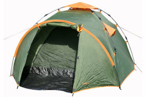 Палатка 3 местная Envision 3 (40 сек)